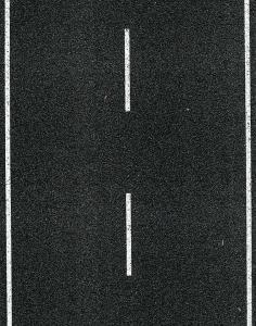 Набор имитация однопутной дороги с разделителем полос.Пр-во HEKI.Арт.6561.Масштабы-все.