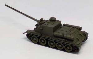Модель самоходной установки СУ-100.Пр-во АМА.Масштаб 1:87 (НО).