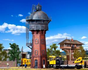 Модель башни для воды Dortmund.Пр-во Vollmer.Арт.45710.Масштаб НО (1:87).