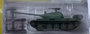 Модель танка Т-55 с пулеметом.Пр-во MINITANKS.Масштаб 1:87 (НО).