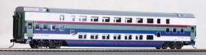Модель 2-х этажного пассажирского вагона.Пр-во Bachmann China.Арт.CP00112.Масштаб НО (1:87).