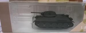 Новинка!!!Модель танка Т-34/76 образца 1941года с доп.баками сзади.Пр-во DeBerg.Масштаб НО (1:87).