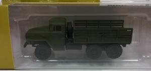 Модель УрАЛ 4320 борт высокий.Пр-во AMA.Масштаб 1:87 (НО).