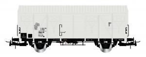 Для предзаказов!!!Модель 2-х осного крытого вагона-холодильника.Пр-во RIVAROSSI.Арт.HR6454.Масштаб НО (1:87).