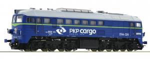 Модель тепловоза серии ST44 PKP (аналог М62).Пр-во ROCO.Арт.73778.Масштаб НО (1:87).