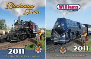 Каталог фирмы BACHMANN USA 2011.Арт.020110.