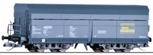 Модель 4-х осного саморазгружающегося вагона.Пр-во TILLIG.Арт.15301.Масштаб ТТ (1:120).
