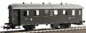 Новинка осени 2019!Модель 2-х осного пассажирского вагона 3-го класса.Пр-во TILLIG.Арт.501917.Масштаб НО (1:87).