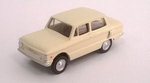 Модель ЗАЗ-968-готовая модель.Пр-во Z@Z.Масштаб 1:87 (НО).