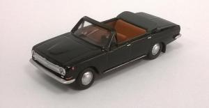 Модель ГАЗ М24 кабрио-готовая модель.Пр-во Z@Z.Масштаб 1:87 (НО).