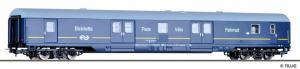 Модель 4-х осного багажного вагона (в том числе для велосипедов),типа Df.Пр-во TILLIG.Арт.74881.Масштаб НО (1:87).