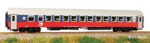 Модель спального вагона WLABmee от ZSSK.Пр-во L.S.MODELS.Арт.58018.Масштаб ТТ (1:120).