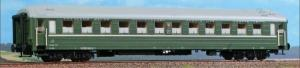 Для предзаказов!Модель пассажирского спального вагона SZD Typ 1957.Пр-во A.C.M.E.Арт.52121.Масштаб НО (1:87).