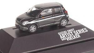 Модель Suzuki Swift Artist Series.Фирма RIETZE.Арт.31320.Масштаб НО (1:87).