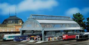 Крытые платформы-перроны для вокзала.FALLER.Арт.120199.Масштаб НО (1:87).