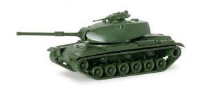 Модель Kampfpanzer M60/M60 A1.Пр-во MINITANKS (HERPA).Арт.740418.Масштаб 1:87 (HO).