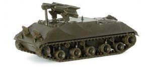 Модель Jagdpanzer HS30 BW.Пр-во MINITANKS (HERPA).Арт.741279.Масштаб 1:87 (HO).