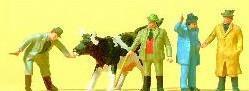 Сет торговля животными.Фирма PREISER.Арт.14039.Масштаб (1:87).