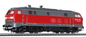 Модель тепловоза серии BR 225.Пр-во LILIPUT.Арт.132003.Масштаб НО (1:87).