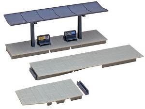 Перроны для вокзала или небольшой станции.Производство FALLER.Арт.120192.Масштаб НО (1:87).