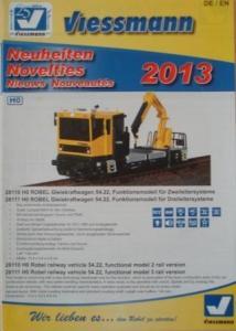 Каталог-буклет новинок фирмы VIESSMANN на 2013год.
