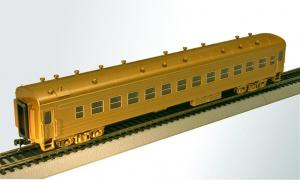 Пассажирский вагон ЦМВ.Производство BACHMANN CHINA.Арт.CР01039.Масштаб НО (1:87).