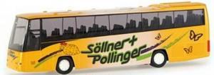 Модель автобуса Volvo B12-600 Soellne.Фирма RIETZE.Арт.61621.Масштаб НО (1:87).