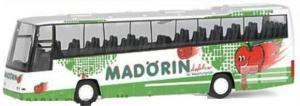 Модель автобуса Volvo B12-600 Madoerin CH.Фирма RIETZE.Арт.61624.Масштаб НО (1:87).