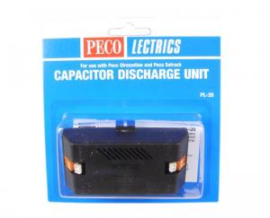 Capacitor Discharge Unit (Элемент для конденсаторной разгрузки).Пр-во PECO.Арт.PL-35.Масштаб НО (1:87).