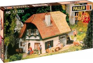 Дом с мельницей.FALLER.Арт.131233.Масштаб НО (1*87).