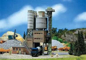 Модель цементного завода.Производство FALLER.Арт.130474.Масштаб НО (1:87).