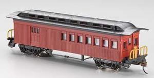 Модель 4-х осного пассажирского вагона,с почтово-багажным отделением.Пр-во BACHMANN USA.Арт.13502.Масштаб НО (1:87).