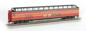 Модель 2-х этажного пассажирского вагона.Пр-во BACHMANN USA.Арт.13007.Масштаб НО (1:87).