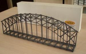 Мост однопутный в ТТ.Пр-во HULACKI.Масштаб ТТ (1:120).