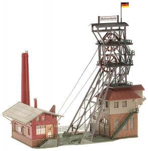 Модель подьемного устройства шахты Mari.Производство FALLER.Арт.130945.Масштаб НО (1:87).