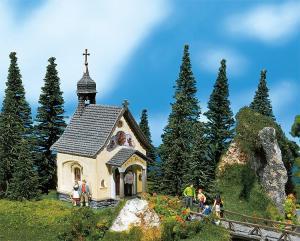 Модель капеллы St.Bernhard.Пр-во FALLER.Арт.130237.Масштаб НО (1:87).