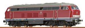 Модель тепловоза серии BR 216.Пр-ва BRAWA.Арт.41144.Масштаб НО (1:87).