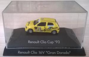 Модель Renault Clio V16