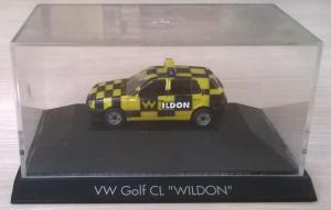 Модель VW Golf CL.Пр-во HERPA.Масштаб НО (1:87).