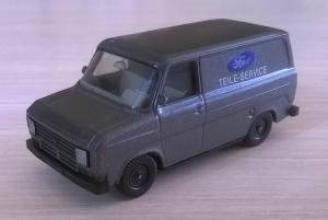 Модель микроавтобуса Ford Transit «Mark II».Пр-во HERPA.Масштаб НО (1:87).