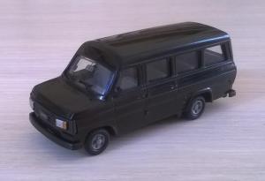Модель микроавтобуса FORD TRANSIT Bus.Пр-во PRALINE.Масштаб НО (1:87).