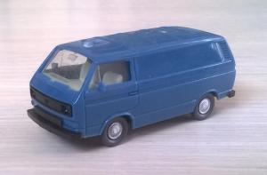 Модель микроавтобуса VW T2.Пр-во WIKING.Масштаб НО (1:87).