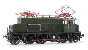Модель электровоза серии E 33.Пр-во RIVAROSSI.Арт.HR2549.Масштаб НО (1:87).