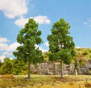 Модель 2-х деревьев буков.Пр-во FALLER.Арт.181364.Масштаб НО (1:87).