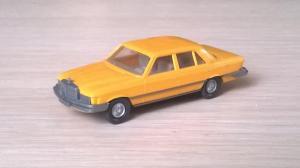 Модель автомобиля MB 450SE.Пр-во WIKING.Масштаб НО (1:87).
