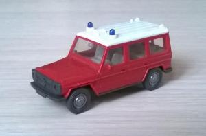 Модель автомобиля MB G-Klass FW.Пр-во WIKING.Масштаб НО (1:87).