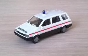 Модель автомобиля Mitsubishi Space Wagon.Пр-во RIETZE.Масштаб НО (1:87).