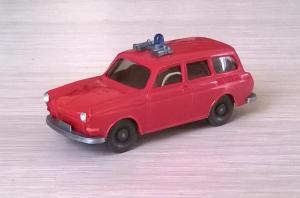 Модель автомобиля VW 1500 Variant FW.Пр-во WIKING.Масштаб НО (1:87).