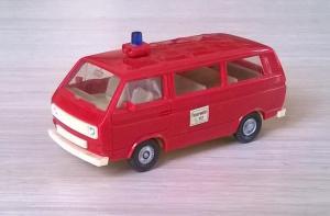 Модель микроавтобуса VW T2 FW 112.Пр-во WIKING.Масштаб НО (1:87).