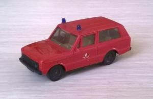 Модель автомобиля Range Rover FW.Пр-во HERPA.Масштаб НО (1:87).